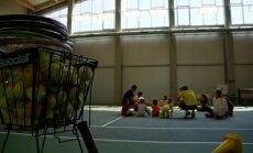 Tenisas (Balžeko teniso akademijos nuotr.)