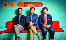 Two Door Cinema Club (Kevin Baird, Alex Trimble, Sam Halliday)
