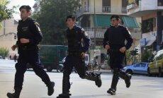 Graikijos policija