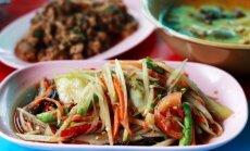 Šiaurės Rytų Tailando virtuvė