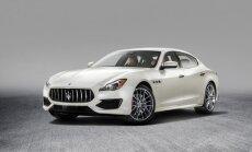 Atnaujintas Maserati Quattroporte