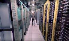 Google duomenų centras