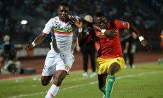 Gvinėjos ir Malio futbolo rinktinių likimą lems burtai
