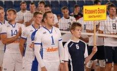 Vilniaus Flamingo Volley-SM Tauro komanda (Baltarusijos tinklinio federacijos nuotr.)