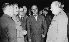 Josifas Stalinas, Vinstonas Čerčilis