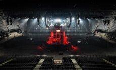 Pasiruošimas Muse koncertui
