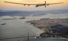 Solar Impulse 2 San Franciske