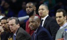 NBA čempionai sutriuškinti Detroite