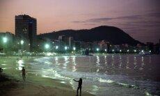 Rio de Žaneiro paplūdimys