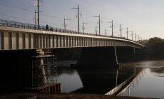 Atidarytas Panemunės tiltas