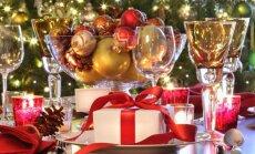 5 klaidos, kurias darome serviruodami Kalėdų stalą