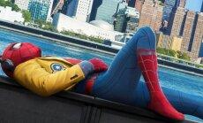 Kadras iš filmo Žmogus-voras: grįžimas namo