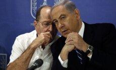 Moshe Yaalonas, Benjaminas Netanyahu
