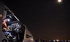 Solar Impulse 2 nusileido Pensilvanijos valstijoje