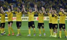 Dortmundo Borussia futbolininkai