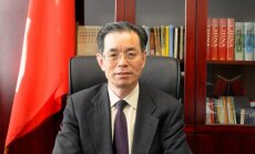 H. E. Mr. Wei Ruixing, Chinese Ambassador to Lithuania,