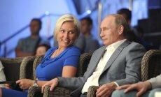 Natalija Rogozina, Vladimiras Putinas
