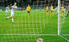 Atranka į Europos čempionatą: Slovėnija – Lietuva