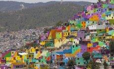 Palmito miestas, Meksika