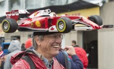 Formulės-1 Monrealio GP etapo žiūrovas