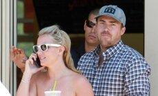 Britney Spears ir Davidas Lucado