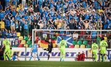 UEFA Europos lygos atranka: Trakai - St. Johnstone