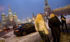 Smukus rublio kursui į Rusiją plūsta turistai iš Kinijos