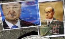 Viktoras Janukovyčius, Vladimiras Putinas