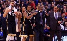 Toronto Raptors komandos nariai