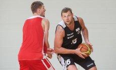 Krepšinio treniruotė