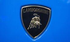 Lamborghini logotipas