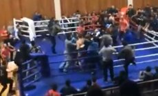 Muštynės Machačkalos ringe