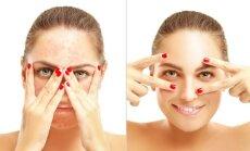 Spiritas gali net paskatinti atvirkštinį procesą – pakenkti mūsų veido odai.