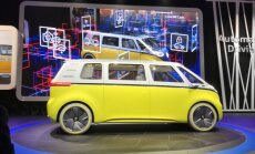 Koncepcinis Volkswagen I.D. Buzz