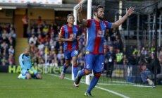 Yohanas Cabaye džiaugiasi pelnytu įvarčiu