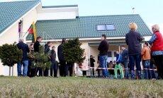 Vaiko teisių apsaugos specialistės aplankė L.Stankūnaitės dukrą