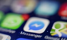 Facebook Messenger programėlė