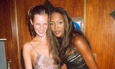 Kate Moss Ir Naomi Campbell, 1993 metai