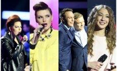 Lietuvos balso superfinalininkai