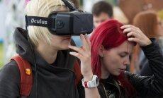 Oculus Rift virtualios realybės akiniai