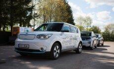 Ralyje Aplink Lietuvą dalyvaus ir elektromobiliai