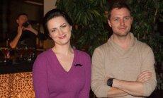 Živilė Vaškytė-Lubienė ir Edgaras Lubys