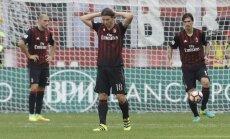 Milan futbolininkai