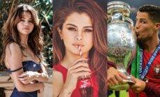 Selena Gomez, Cristiano Ronaldo