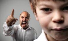 Kaip mes negalvodami luošiname savo vaikus: žodžiai, kuriais galima užmušti
