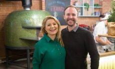 Beata Nicholson su vyru Kaune atidarė restoraną