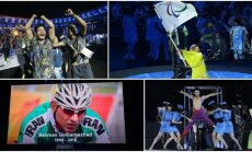 Rio parolimpinių žaidynių uždarymo ceremonija (AP ir Reuters nuotr.)