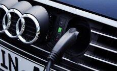 Nuo 2018-ų metų Audi kasmet išleis po elektromobilį