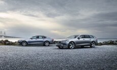 Volvo S90 ir V90, 1 vieta