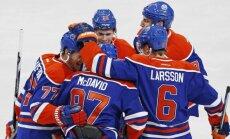 Oilers ledo ritulininkai